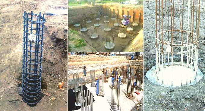 Pile Foundation Construction