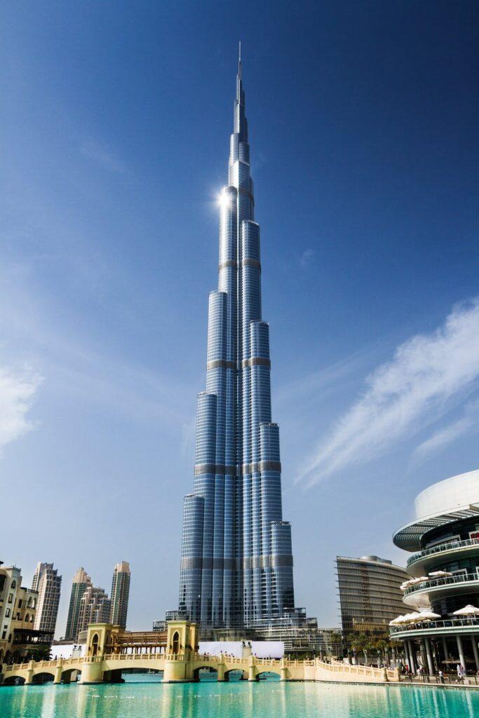 Burj khalifa Top International Construction Companies signature project