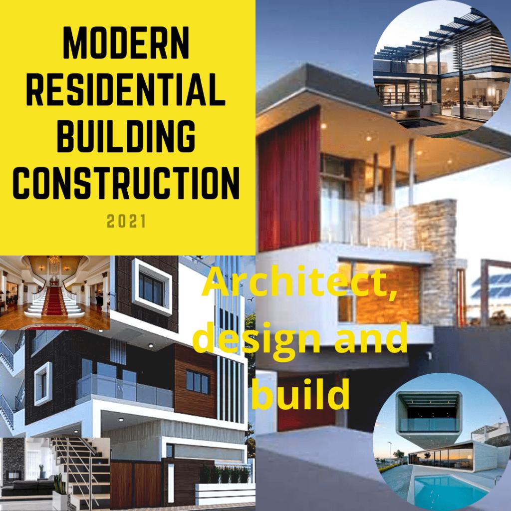 modern residential construction