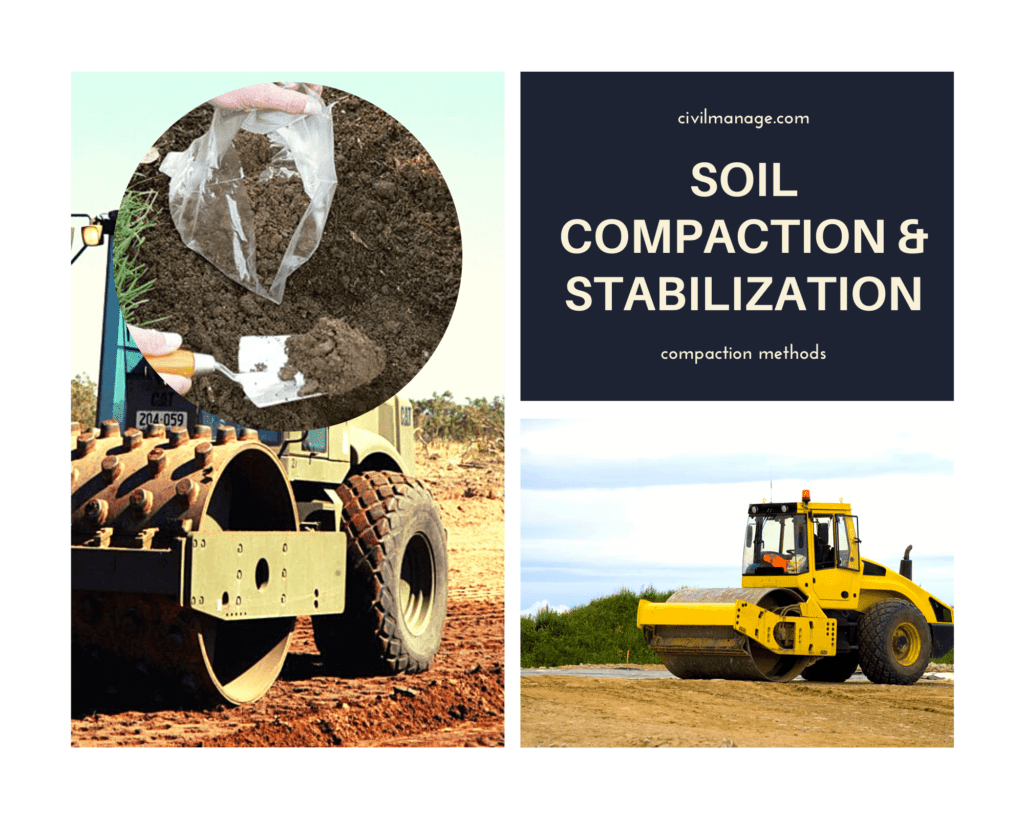 Soil compaction and stabilization