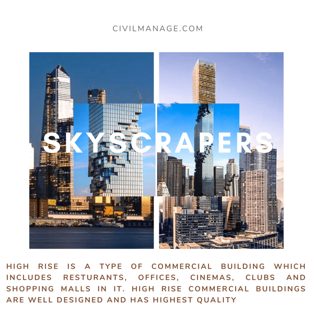 what is skyscrapers